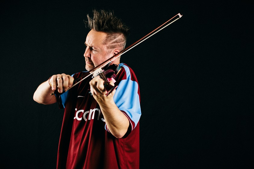 Nigel Kennedy / copyright Kennedy